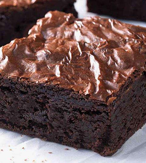 Receita Brownie Tradicional